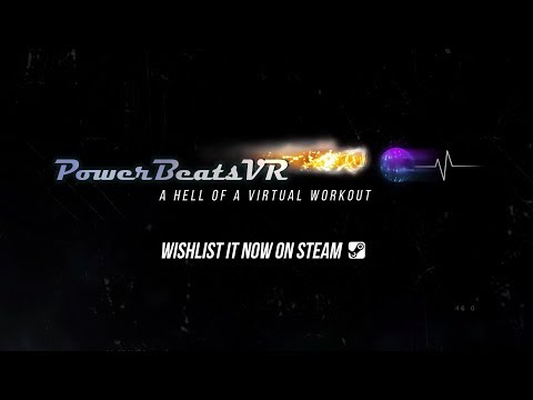 PowerBeatsVR: A Hell of a Virtual Workout (Coming to Steam on April 18th, 2019)