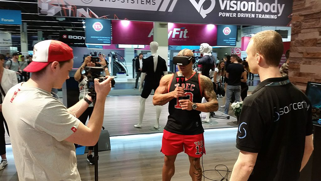 Great Success at the Fitness Fair FIBO 2018