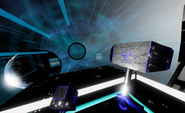 PowerBeatsVR - Rhythm-Based VR Fitness Game - New Weapons
