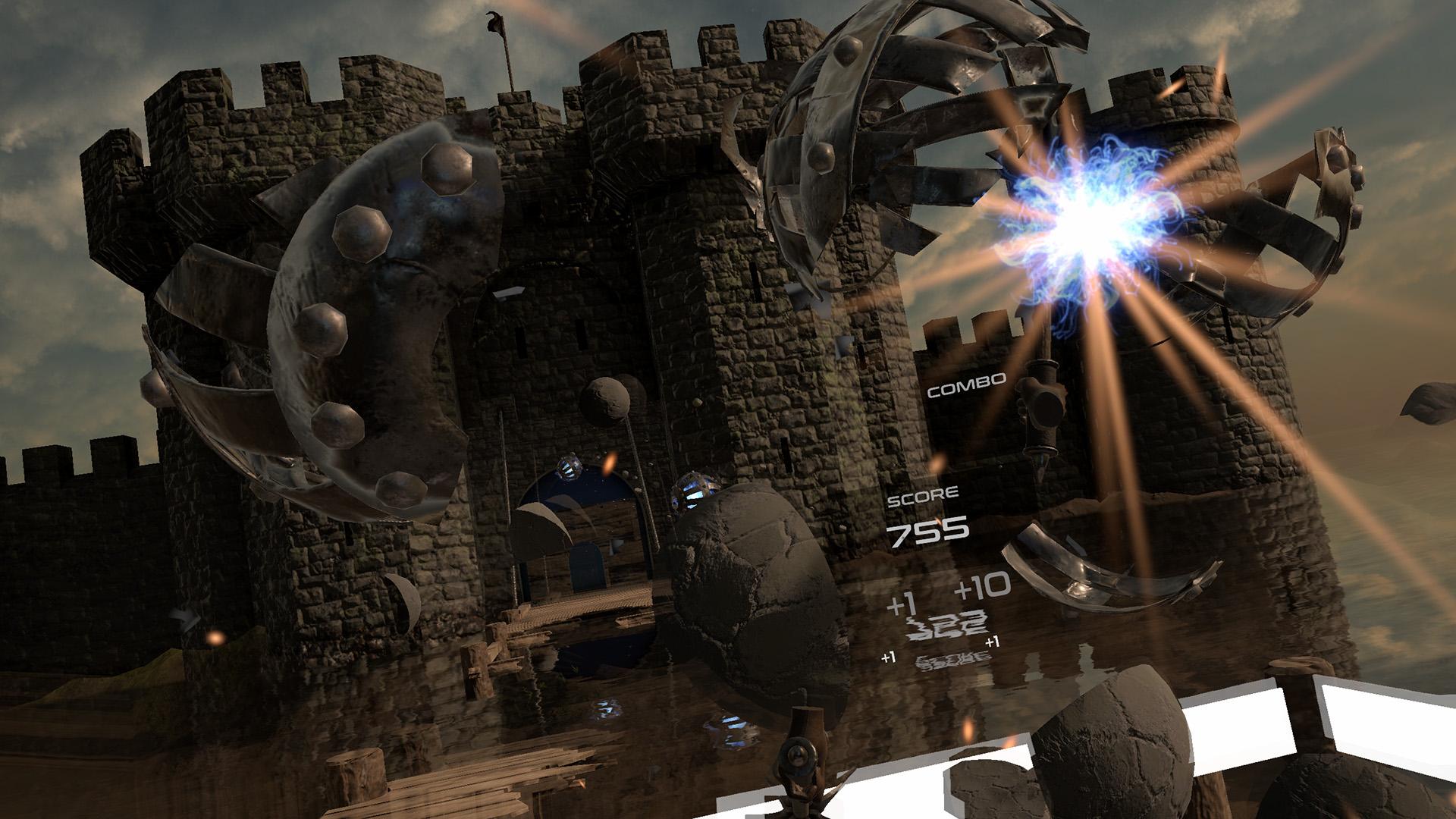 PowerBeatsVR - Intense Rhythm-Based VR Fitness Game