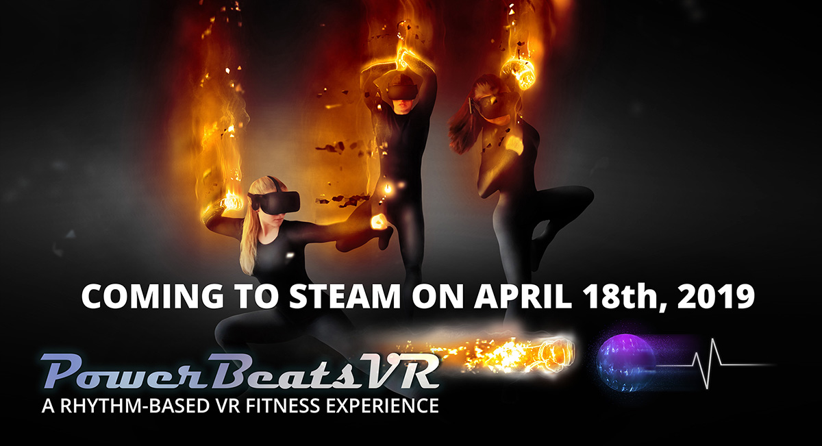 PowerBeatsVR - Intense Rhythm-Based VR Fitness Game - Official Release Date Announced