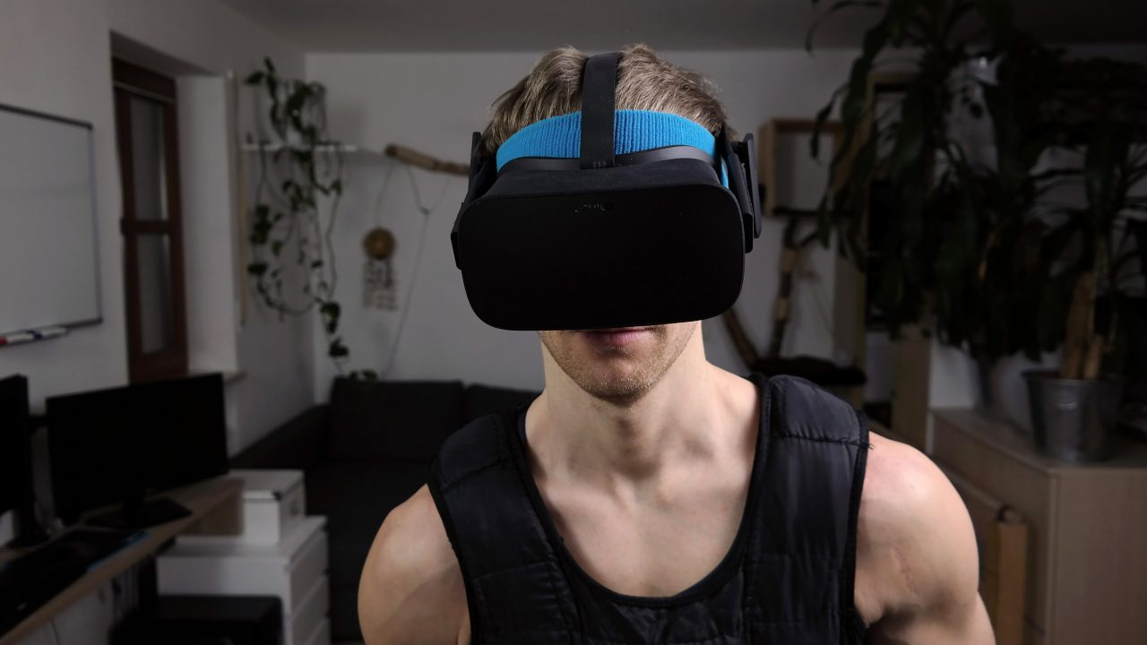 Best VR Fitness Tips for Beginners - Sweatband