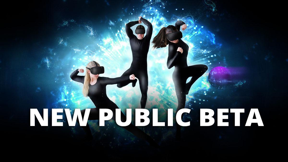 PowerBeatsVR New Public Beta - Playlist Feature Included