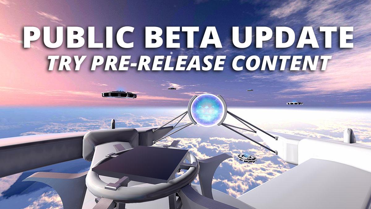 PowerBeatsVR New Public Beta Update