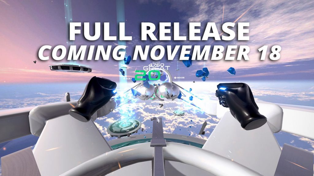PowerBeatsVR Full Release Coming November 18
