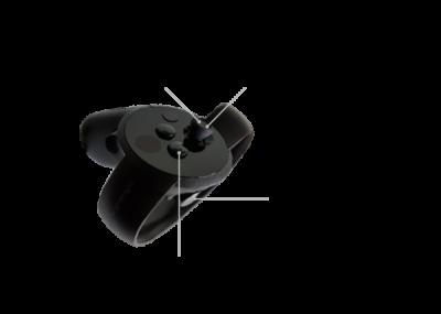 PowerBeatsVR Editor Controls - Oculus Rift