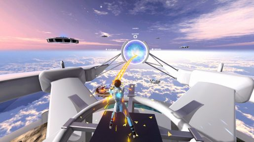 PowerBeatsVR - In-Game - Fist Sky Avatar