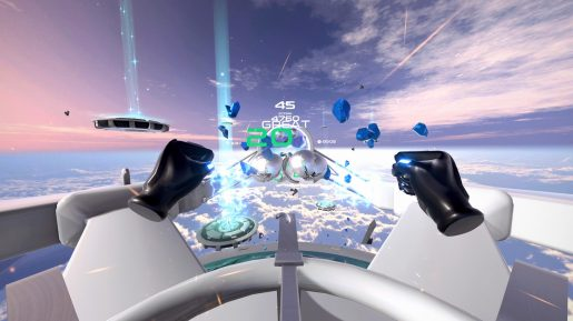 PowerBeatsVR - In-Game - Fist Sky FPV