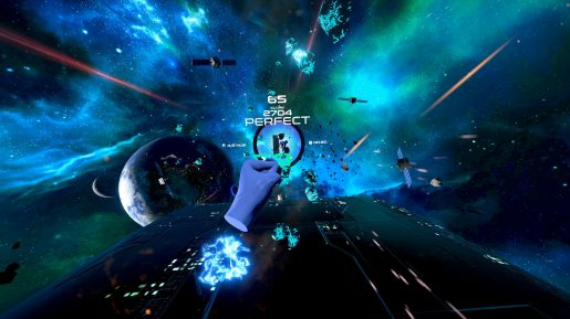 PowerBeatsVR - In-Game - Fist Space FPV