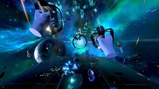 PowerBeatsVR - In-Game - Powerfist Space FPV
