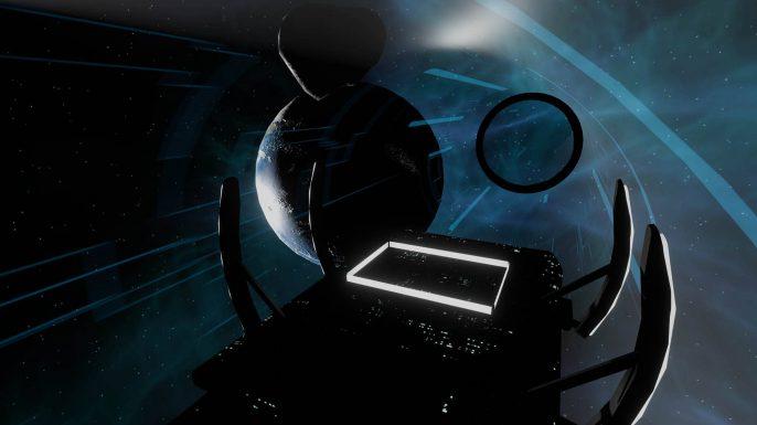 PowerBeatsVR - Rhythm-Based VR Fitness Game - Space Environment